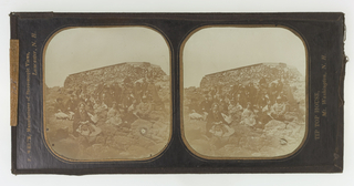 [Stereoscopic slide, F. White, Tip Top House, Lancaster, New Hamphire] (see curatorial remarks)