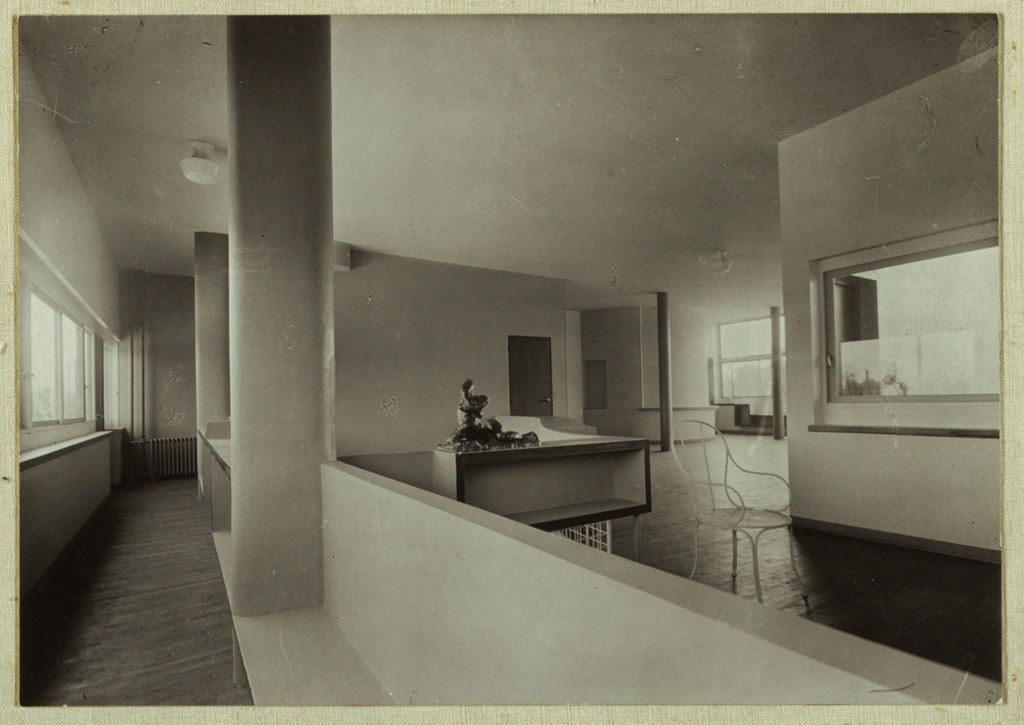 Photograph, Villa Stein-de Monzie, Interior View, Garches, France