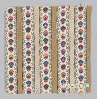 Fragment (USA), 19th century