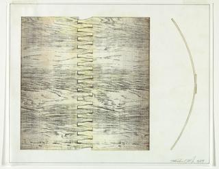 Drawing, Shaker Screen, 1989