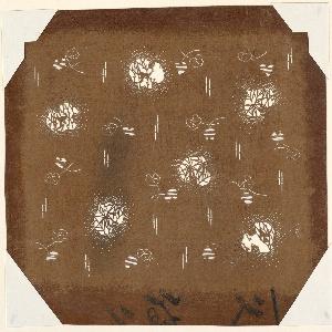 Stencil (Japan), late 18th century - mid 19th century