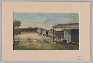 Drawing, Drying and Rolling Tea, 1890–1910