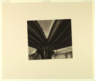 Print, Southbound, 1981