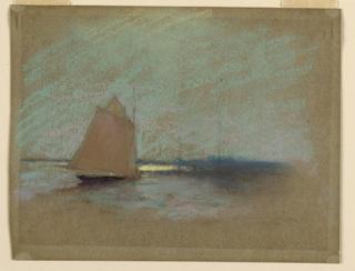 Pastel (USA), ca. 1885