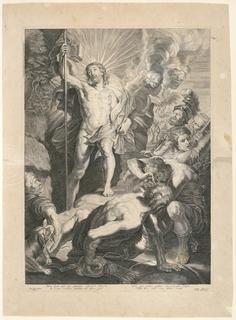 Print, The Resurrection