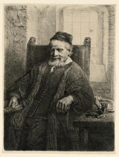 Print, Jan Lutma, Goldsmith