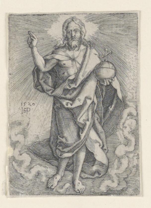 Print, The Saviour