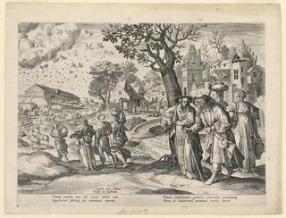 Print, Noah's Ark, 1657
