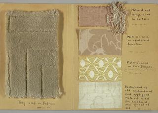 Textile Samples (USA)