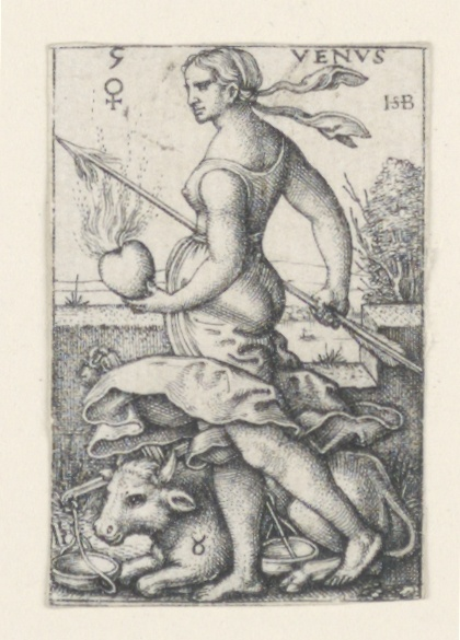 Print, Venus, from The Seven Planets