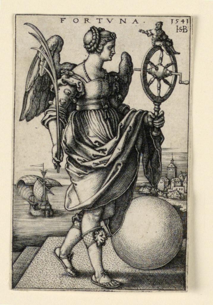 Print, Fortuna (Fortune)