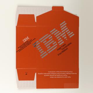 Print, High Yield Correctable Film Ribbon