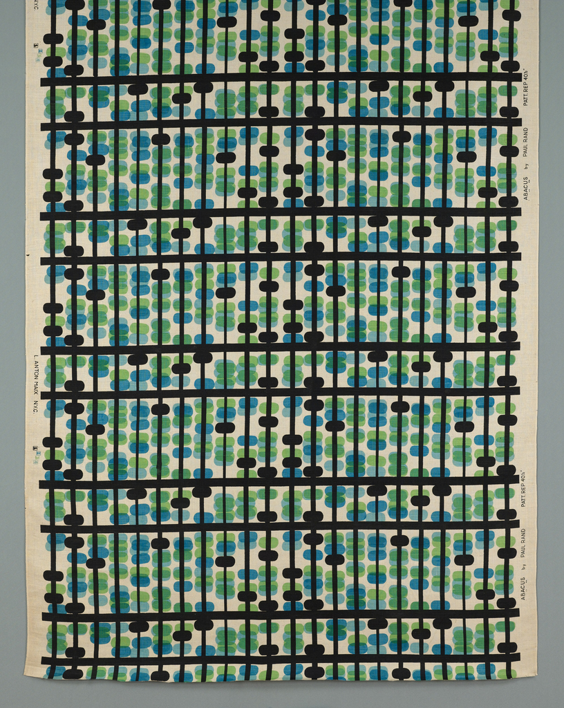 Textile, Abacus