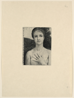 Print, Woman