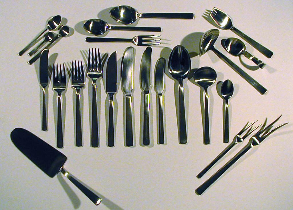 Grand Prix Dinner Fork