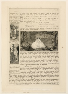 Print, Lettre sur les Eléments de la gravure á l'Eauforte (Letter on the elements of etching), Page 4