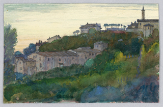 Drawing, Settignano, 1928