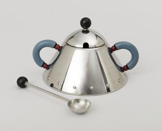 9097 Sugar Bowl And Spoon
