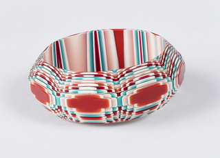 Multi-layered and multi-colored bangle bracelet