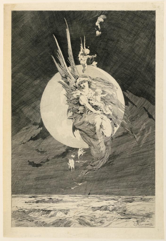 Print, La Lune de Miel