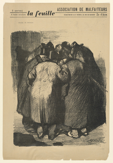 Print, La Feuille, 1897