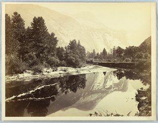 Photograph, Tasoye, North Dome, 3729 Feet, Yosemite, 1861–66