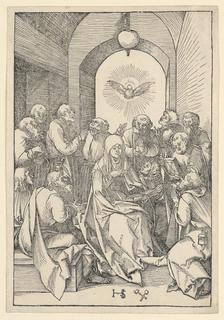 Print, Speculum passionis domini nostri Ihesu Christi, 1507