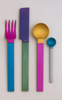 "Signature Collection, ""Picnic Flatware"" Picnic Set"