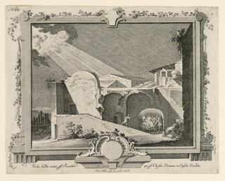 Print, Vobis Hodie Natus Est Servator qui est Christus Dominus in Oppido Davidis , 1721-1788