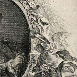 Louis XV (1710–1774) King of France (1715–1774) by Johann Esaias Nilson (1721–1788)