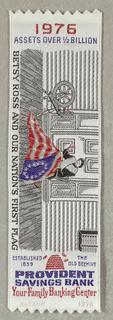 Commemorative Bookmark (USA)