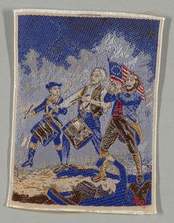 Souvenir Ribbon Portrait (USA), possibly 1976