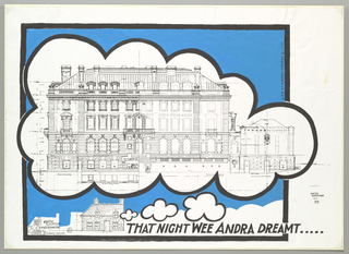 Drawing, That Night Wee Andra Dreamt, 1977