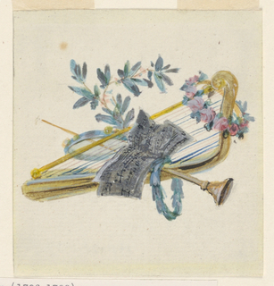 Drawing (France), ca. 1780