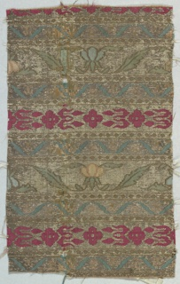 Fragment (Iran), 17th century