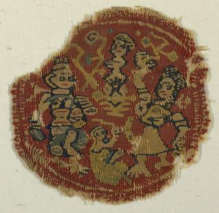 Fragmentary Medallion (Egypt)