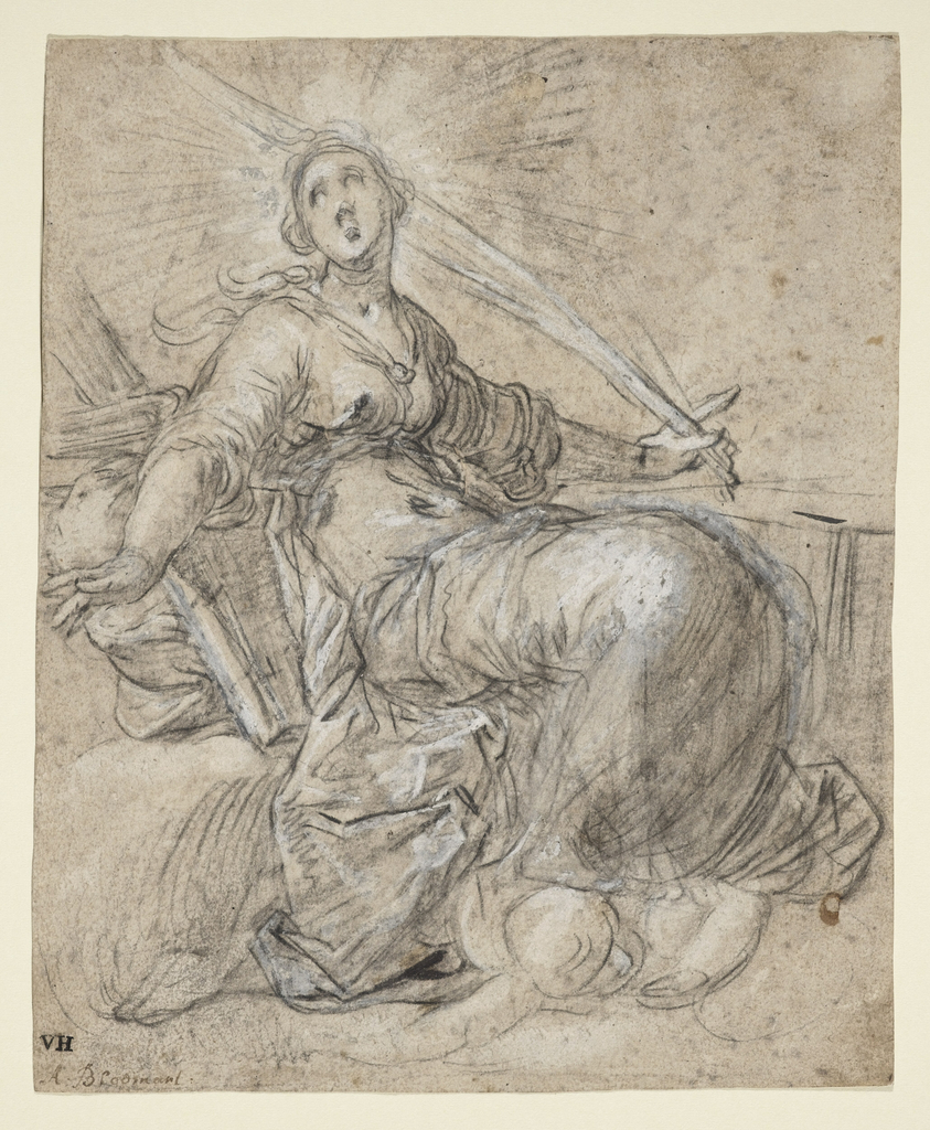Drawing, Piety