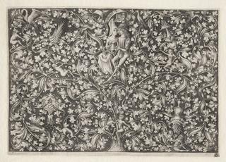 Print, Garden of Love
