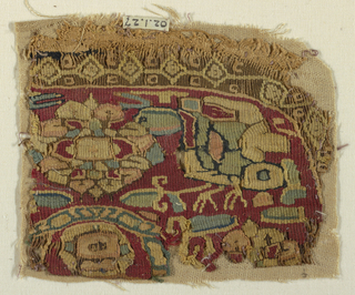 Garment Medallion (Egypt)