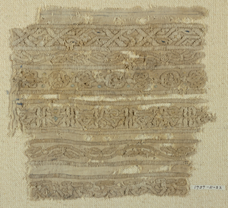 Embroidery Fragment (Egypt)