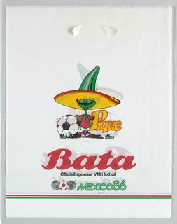 Shopping Bag, Bata/Officiell sponsor VMI Fotboll