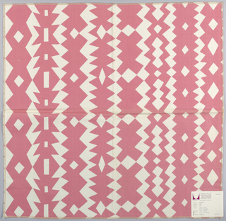 Sample, Jagged, 1962