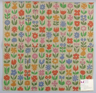 Textile, April