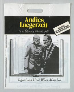 Shopping Bag, Andics/Luegerzeit...