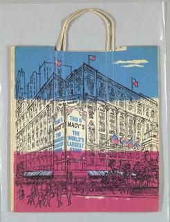 Shopping Bag, Macy's: Herald  Square