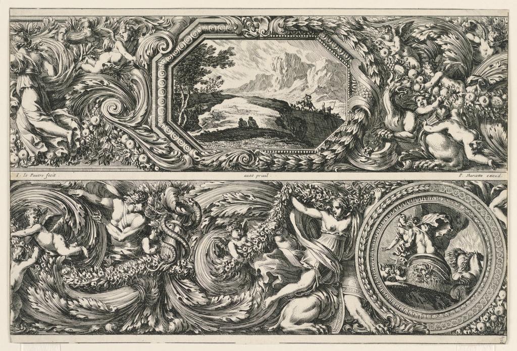 Print, Freizes