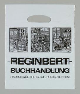 Shopping Bag, Reginbert Buchhandlung