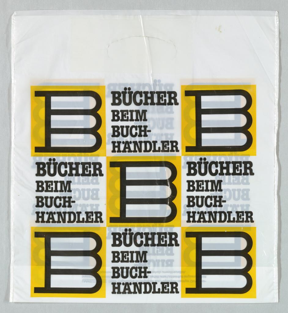 Shopping Bag, Bucher/Beim