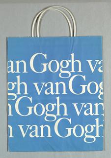 Shopping Bag, Metropolitan Museum of Art: Van Gogh