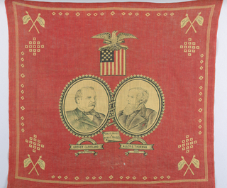 Handkerchief (USA), 1888